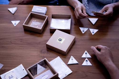 在卡牌活動中解開心結、更認識彼此